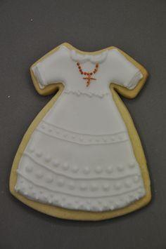 vestido de comunión mujer