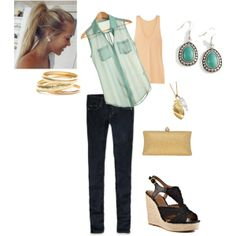 """""""College Clothes 8"""" by dylanelise on Polyvore"""