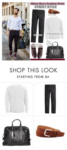 """""""Milan Men's Fashion Week/ Street Style"""" by helenevlacho ❤ liked on Polyvore featuring H&M, Tom Ford, W.Kleinberg, Gianvito Rossi, milanfashionweek, menstreetstyle and SS16"""