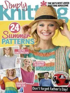Simply Knitting - July 2017