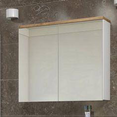 Belfry Bathroom Bali 70cm x 80cm Surface Mount Mirror Cabinet | Wayfair.co.uk