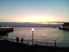 Seattle waterfront - Seattle, WA, USA
