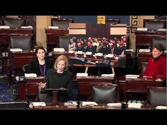 Senate Women Challenge GOP