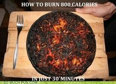 Ladies, LIKE this if you burn calories faster than all of your friends.