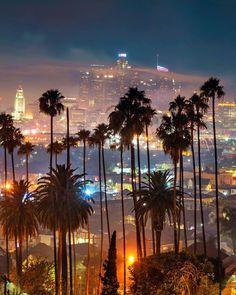 Los Angeles California by @jasperdejesus by CaliforniaFeelings.com california cali LA CA SF SanDiego