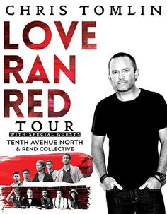 Love Ran Red Tour tickets!