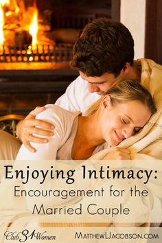 Intimacy plays such a powerful role in marriage. Here both a husband and wife share how to enjoy a closer and more loving intimate relationship. Enjoying Intimacy - Encouragement for the Married Couple {from a Husband & Wife} ~ Club31Women