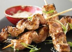 Ahi Tuna Skewers - Cook This, Not That! Save! 1,450 calories and $18.63!