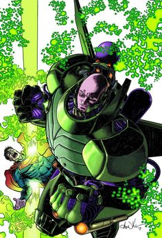 DC Writer Charles Soule speaks about the nature of evil in his three DC Villains Month offerings as he prepares to explore the darker side of the DCU in 'Arcane,' 'Black Hand' and 'Lex Luthor. Comic Book Villains, Comic Books Art, Comic Art, Book Art, Robin Comics, Dc Comics Art, Lex Luthor, Superman And Lois Lane, Comics
