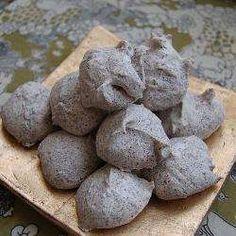 Einfache Schokoladenmakronen