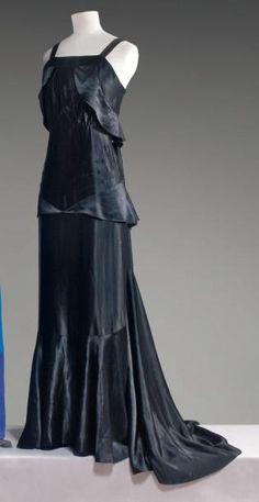 Lucien Lelong, haute couture, circa 1934/1936