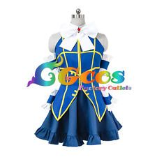 Hot Free Shipping Cosplay Costume Fairy Tail Mirajane Strauss Uniform Anime