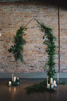 Modern Marble Wedding Inspiration