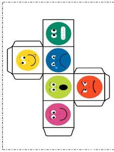 Emotions Preschool, Teaching Emotions, Feelings Activities, Social Emotional Learning, Montessori Activities, Feelings And Emotions, Preschool Worksheets, Classroom Activities, Social Skills