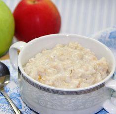 Naučte se snídat ovesnou kaši – je to správný krok k udržení ideální váhy. What To Cook, Cholesterol, Oatmeal, Food And Drink, Cooking, Breakfast, Health, Ethnic Recipes, Happy