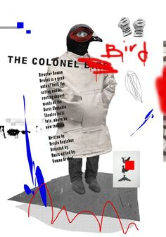 The Colonel Bird Theatre poster