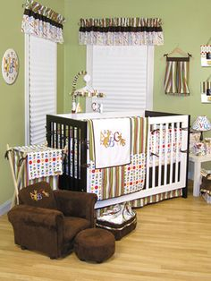 Nurseries with Characters - Nursery Ideas
