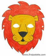 Lion mask craft and many more great crafts!
