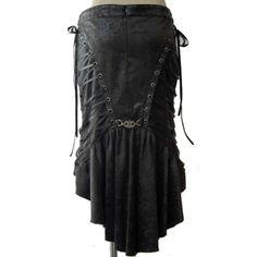 Jupes Gothique Vampire noire