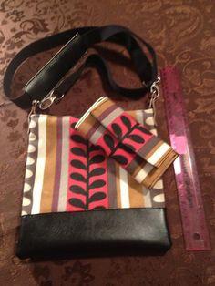 Twitter handmade handbag