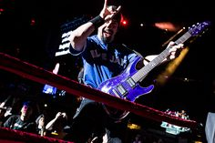 With Metallica and Avenged Sevenfold Fan club presale starts Thursday, ...