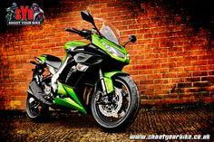 2012 Kawasaki Z1000SX - Motorcycle Photography By Si Mason