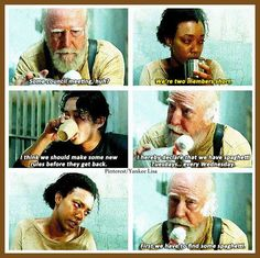 """Spaghetti Tuesday Walking Dead 