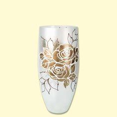 SHOP-PARADISE.COM:  Vase aus Glas, 400 mm 22,68 €