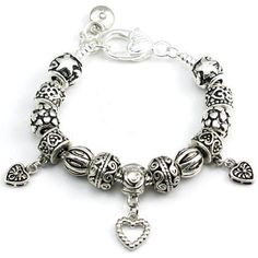 a83319c7cb243 112 Best Pandora Bracelets Charms Collection images in 2015 ...