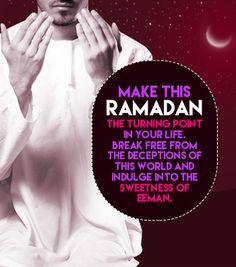 Blog Post- Pre Ramadan Preparation- The Taqwa boost-Inside poster