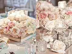 blush wedding decor | Blush Decor