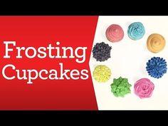 ▶ Bakeware Basics: Frosting Cupcakes - YouTube