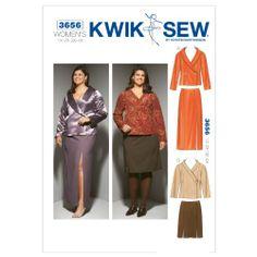 Kwik Sew K3656 Jackets and Skirts Sewing Pattern, Size 1X-2X-3X-4X KWIK-SEW PATTERNS,http://www.amazon.com/dp/B00889RG7U/ref=cm_sw_r_pi_dp_PcB-sb1DPCCGD32Z