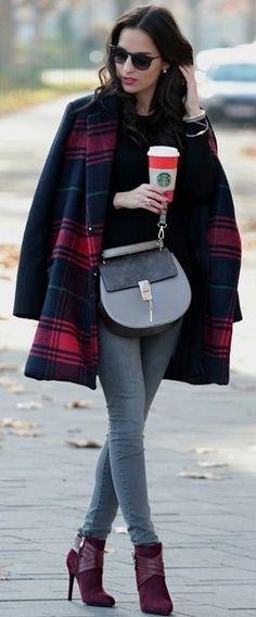 Style and Blog - Divat, stílus, életmód.: WINTER MORNING #style