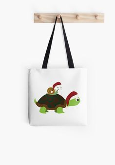 Christmas Turtle and Snail by Eggtooth