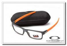Oakley currency sunglasses island orange / clear iridium