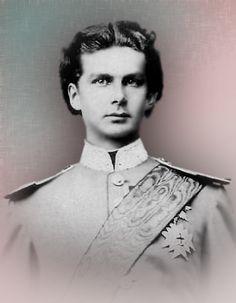 KING LUDWIG II OF BAVARIA (1845-1886) Highly eccentric monarch, patron of Richard Wagner. Was he really mad or merely unconventional? Was his untimely death suicide or murder?