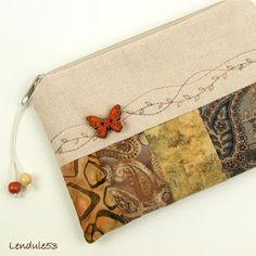Lendule53 - kreativ: Pořádná taška :o))