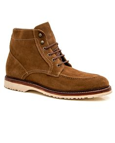 promo code e19d7 f53bf Trask Whiskey Andrew Charles F. Stead suede upper Water resistant suede  High top Contrast top