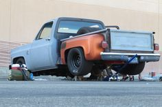 Muscle Truck: Keep Building it or Finish Another Project? - Hot Rod Magazine Blog