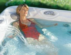 Heal your body and mind with hydrotherapy in a steam bath or hot tub. http://www.poolspaoutdoor.com/hot-tubs-swim-spas/hot-tubs-spas/articles/hot-tubs-for-hydrotherapy.aspx