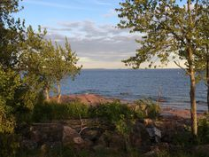 Early evening (21:03 EEST) on the island of Sirpalesaari off the coast of Helsinki. #travel #finland #scandinavia #europe #helsinki #suomi #island #summer #nordic