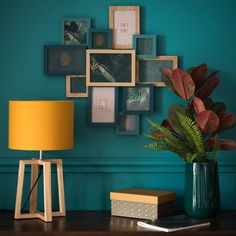 Decorate your daughter or son's bedroom with Maisons du Monde. Large selection of decorative objects in our Junior universe! Teal Living Rooms, Home Living Room, Living Room Decor, Bedroom Decor, Wall Decor, Room Colors, House Colors, Room Inspiration, Interior Inspiration