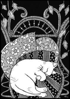 Anita Inverarity ~ Sleeping Softly