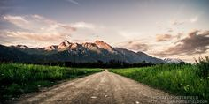 Road To Nowhere - Palmer Alaska