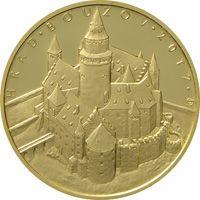 Numismatics | CZ coins | Zlatá mince ČNB 2017 - HRAD BOUZOV | Aukro Coins, Personalized Items, Rooms