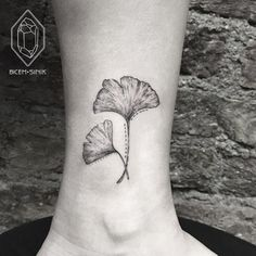 Image result for ginkgo tattoo