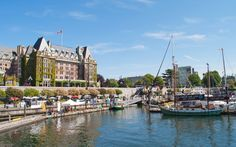 How to spend a weekend in Victoria, Canada, including whale-watching trips, cycle tours, coastal walks, museums and lots of fantastic food and drink.