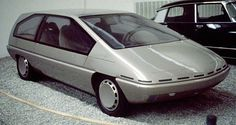 1981 Citroen Xenia Concept by Cogglola