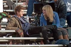 Introducing our new spiderman, Andrew Garfield.